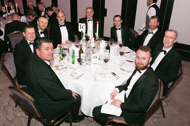 Andrew Davis Africa and Middle East Business Development Director at Dargavel attends 51st IMC Dinner at The Royal Lancaster Hotel, 3rd May 2019, celebrating the Institutes formation in 1944, 75 years ago. With over 250 guests from across the instrumentation industry in attendance it was and enjoyable and interesting event.