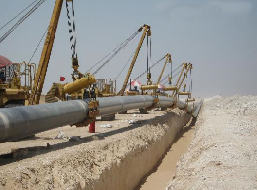 pipeline engineering capability.